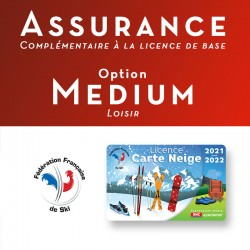Assurance Medium (Loisir)