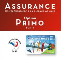 Assurance Primo (Loisir)
